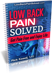 Low Back Pain Solution